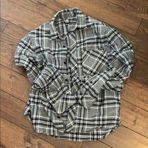 Body Glove plaid shirt